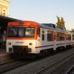 Murcia railway station