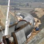 Obras falso tunel
