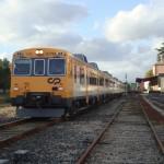 Tren Oporto-Vigo