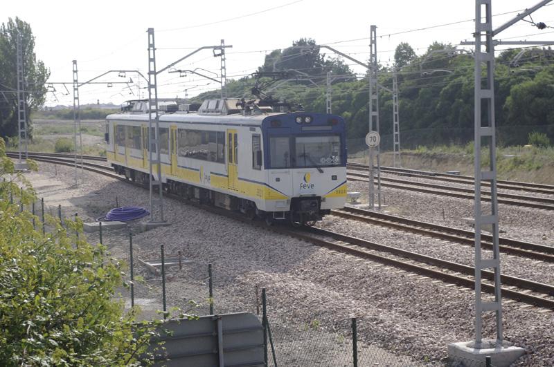 Feve pondr trenes especiales para el festival de la sidra for Horario de trenes feve