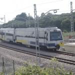 Trenes FEVE estacion Gijon 6