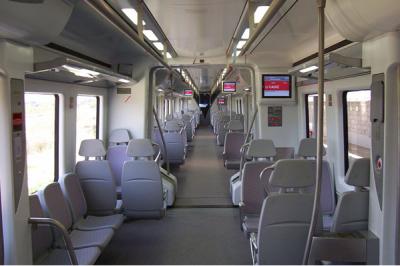 ¿Porqué tienen que ser tan incómodos los asientos de Cercanías?