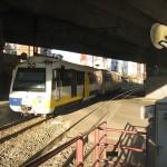 Tren FEVE Bilbao