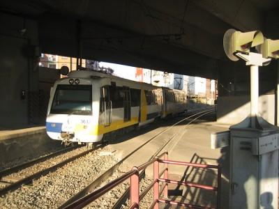 Feve pondr en marcha 14 trenes nocturnos para las fiestas for Horario de trenes feve