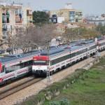 Tren Cercanias Valencia