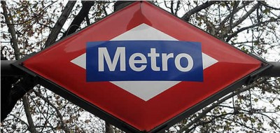 logo metro madrid