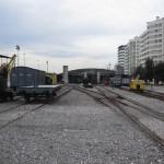 patio museo del ferrocarril