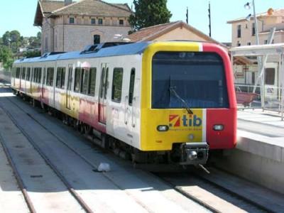 trenes mallorca