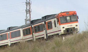 Descarrilamiento tren cercanias valencia