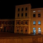 fachada estación Principe Pío
