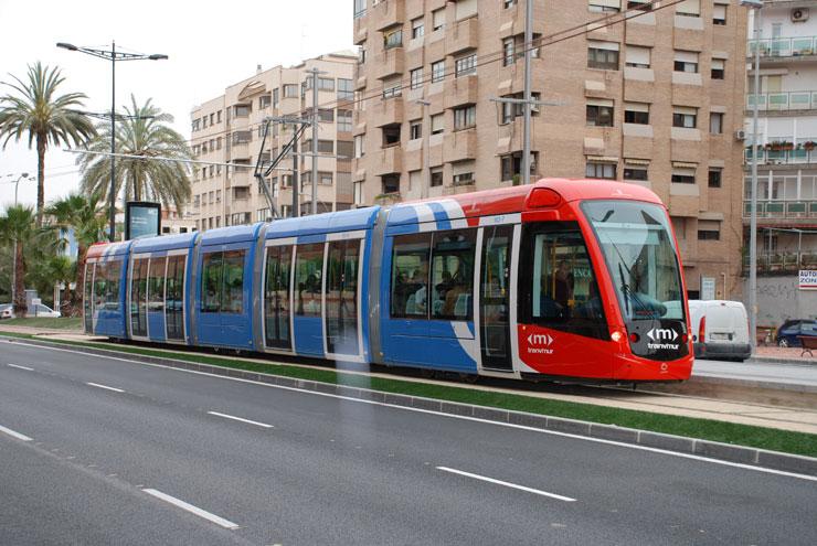 Nuevo servicio expr s de metro ligero oeste vivir el for Metro ligero colonia jardin