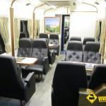 Asientos Tren Estrella del Cantábrico