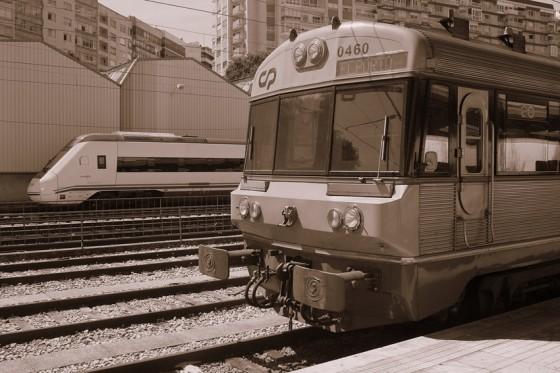 RENFE y Combois de Portugal