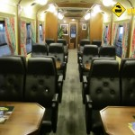 Vagón Tren Estrella del Cantábrico