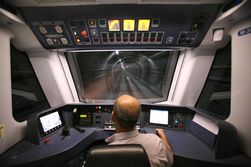 Paros en el metro de Madrid por el adelanto del cierre