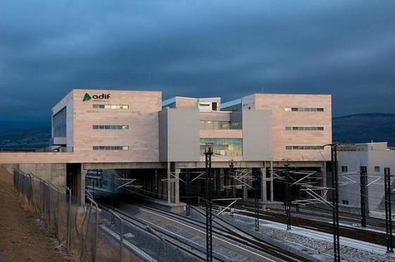 estación AVE Segovia