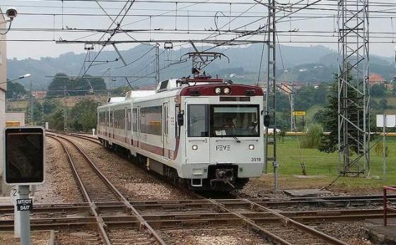 FEVE suprimirá el 12% de los trenes de Cercanías y el 40% de los trenes Regionales