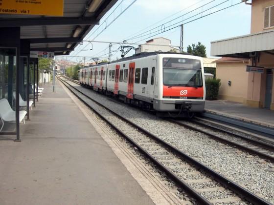 Suspendido los trenes el 21 y 22 de julio entre L´Hospitalet Av. Carrilet y Sant Josep