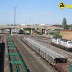 Parque ferroviario Salamanca