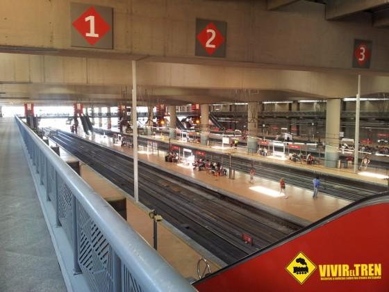 Huelga ferroviaria el viernes 3 de agosto en RENFE, FEVE y ADIF