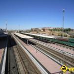 parque de vías Salamanca
