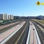 parque vías Salamanca dirección Portugal