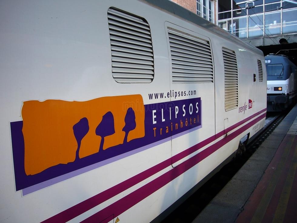 Ofertas especiales para viajar en trenhotel y tgv a for Elipsos trenhotel