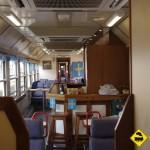 Vagón cafeteria Tren de Madera