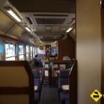 Cafeteria Tren de Madera