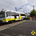 tren FEVE Gijon Oviedo