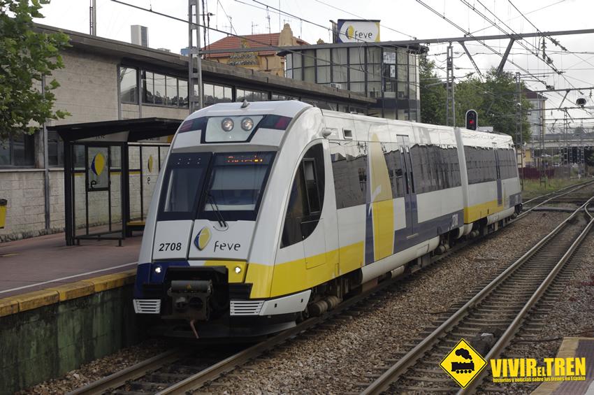 horario tren santander: