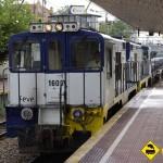 Tren mercancias El Berrón