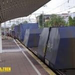 Tren mercancias El Berron