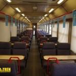 Vagon Tren de Madera