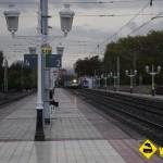 Entrada tren ARCO Vitoria