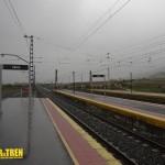 Final anden estación Araia
