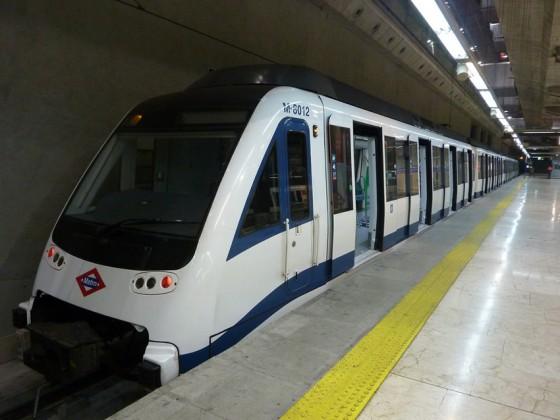 Paros parciales Metro Madrid