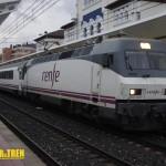 Tren ARCO Vitoria Gasteiz