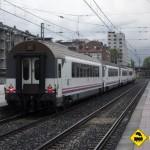 Tren ARCO anden Vitoria