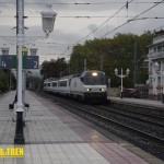 Tren ARCO llegando Vitoria