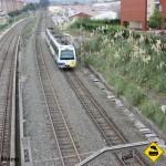 Tren Cercanias FEVE