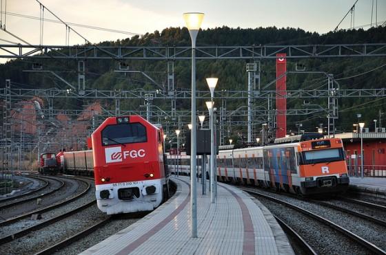 Servicios minimos transporte Cataluña