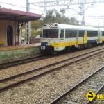 Tren FEVE Ribadesella