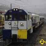 Tren turístico Cabezón de la Sal
