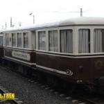 Vagon Tren Histórico