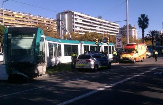accidente Trambaix