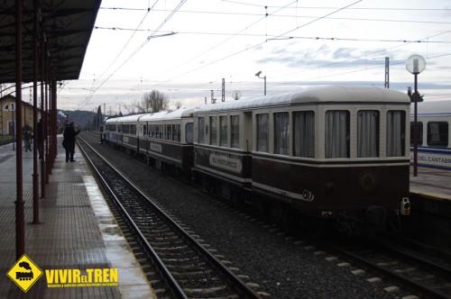 Liberalizacion trenes turisticos