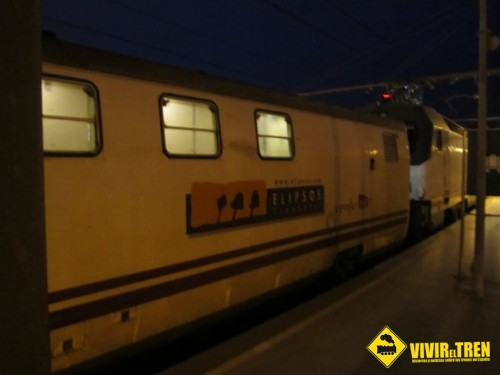 Trenhotel elipsos vivir el tren historias de trenes for Trenhotel de barcelona a paris