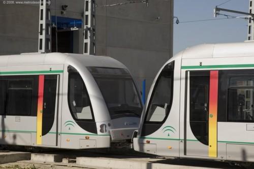 Metro de Sevilla reforzará su servicio durante Semana Santa con 4 nuevos trenes