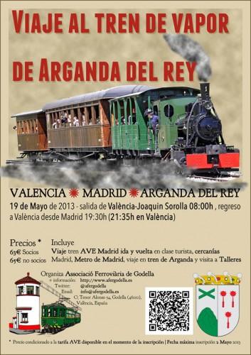 Tren Arganda Godella